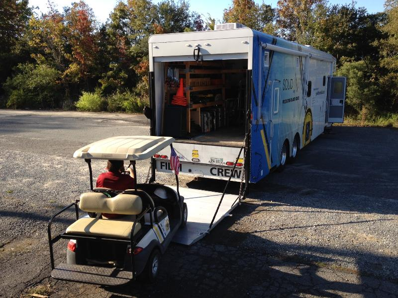 Truck and Golf Cart