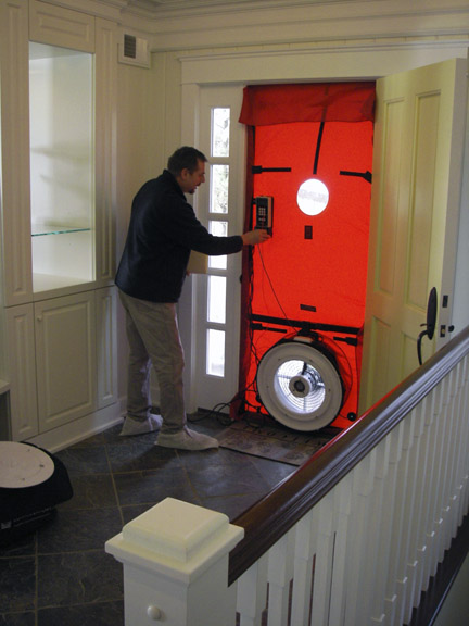 EverGreen Energy Savers Blower Door