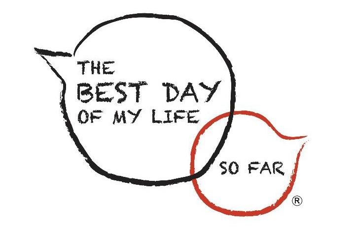 best day logo r