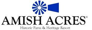 Amish Acres Windmill Horizontal Logo