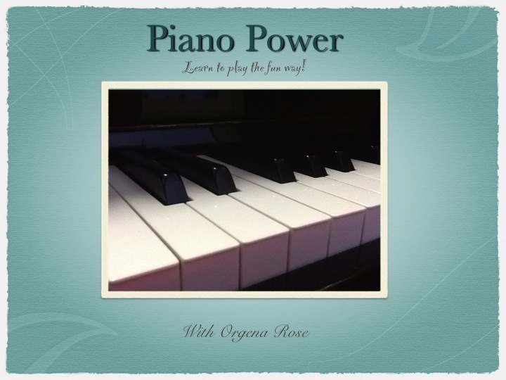 Piano Power