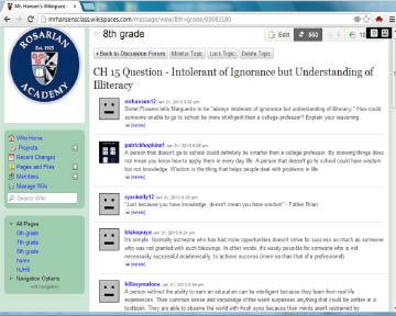 8th Grade Wiki