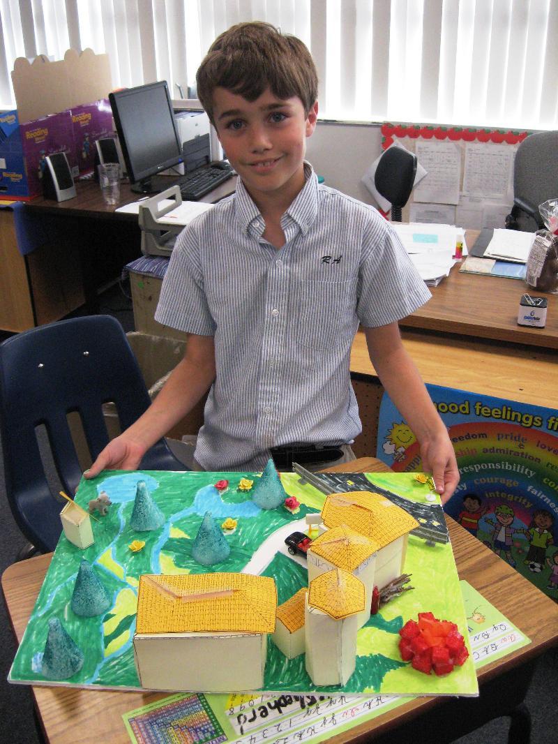 4th Grade Architecture
