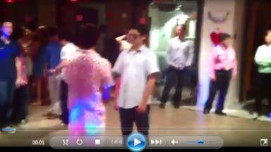 Harlem Shake Dance