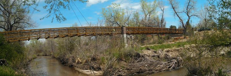 Kentucky Pedestrian Bridge
