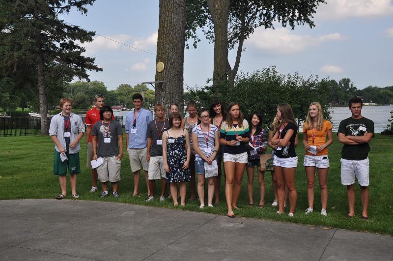 Cornell students 2011