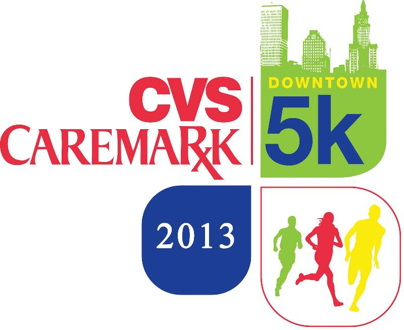 Downtown 5K logo 2013 official