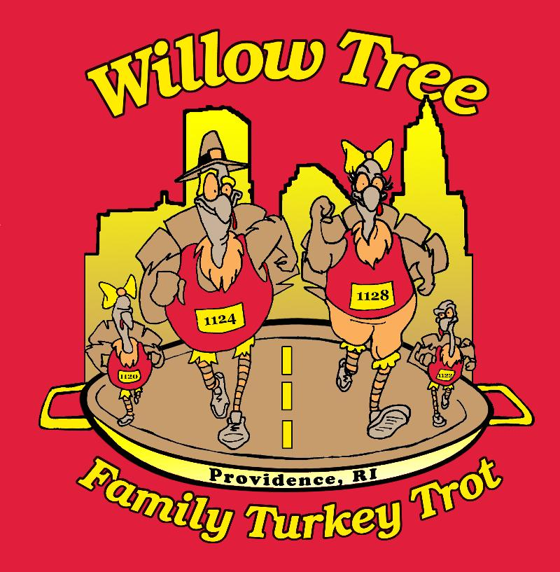 red family turkey trot