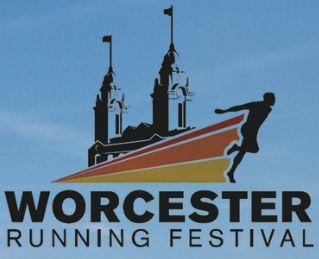 Worcester Half logo