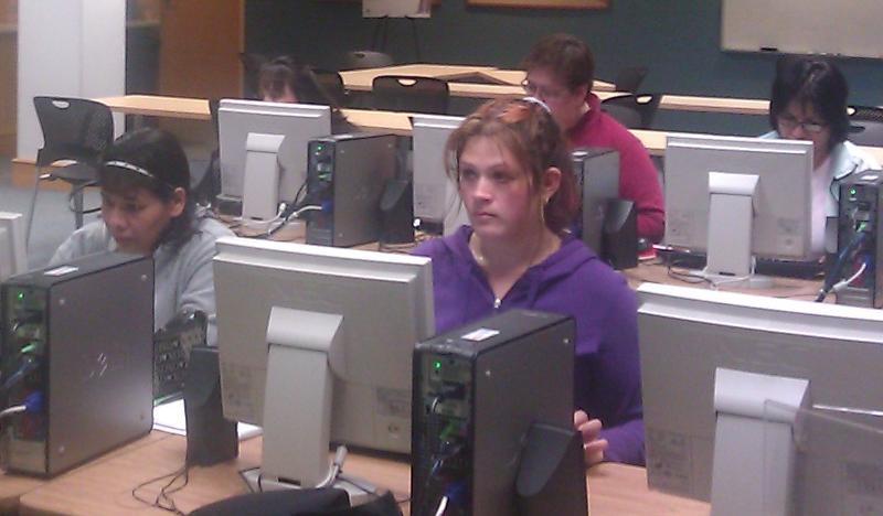 digital divide class