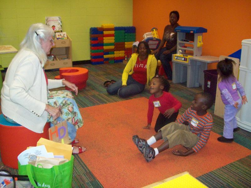 ABE family literacy