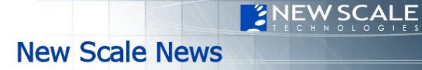 New Scale News logo