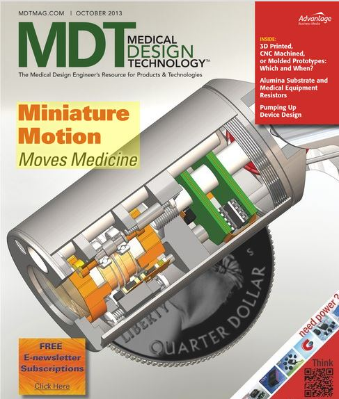 MDT 2013 Cover