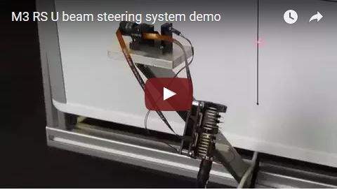VIDEO - booth demo at Photonics West