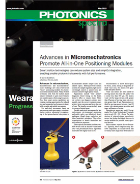 Photonics Spectra May 2015