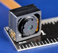 Newly patented focus module for micro cameras