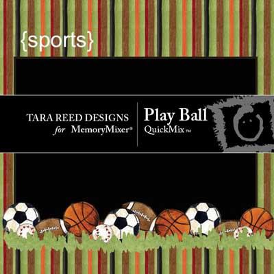 Sports QuickMix for MemoryMixer