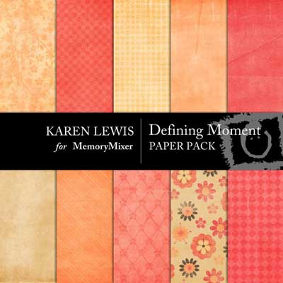 Defining Moments digital backgrounds for MemoryMixer
