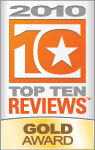 MemoryMixer Rated #1 by TopTenReviews.com