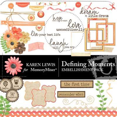 digital elements for MemoryMixer