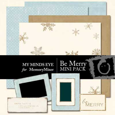 Be Merry from My Mind's Eye for MemoryMixer