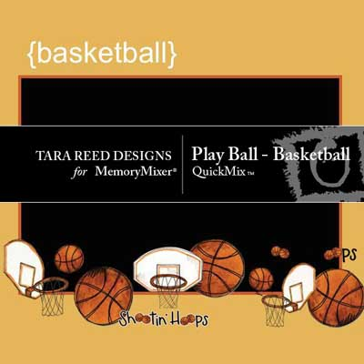 Basketball QuickMix for MemoryMixer