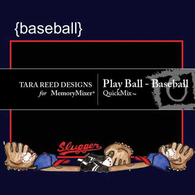 Baseball QuickMix for MemoryMixer
