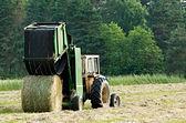 Ontario Hay baling