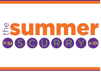 Summer Scurry Logo