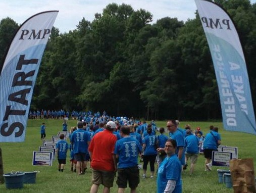 7th Annual Father's Day PMP Cancer Walk