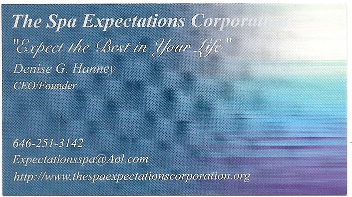 Spa Expectations Corp.