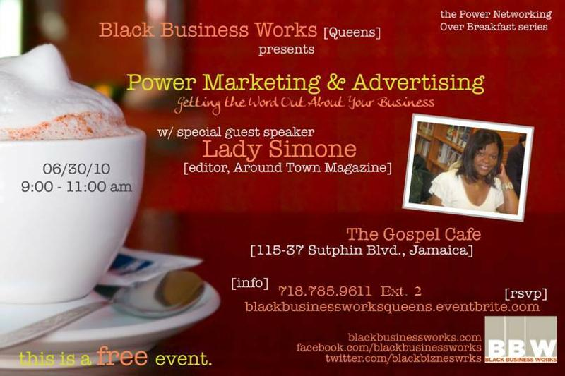 Black Business Works-June 30