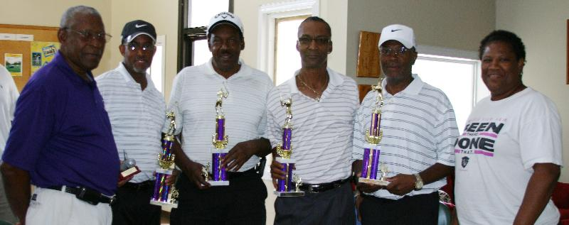 ATL Chapter Golf Tournament 1st Place