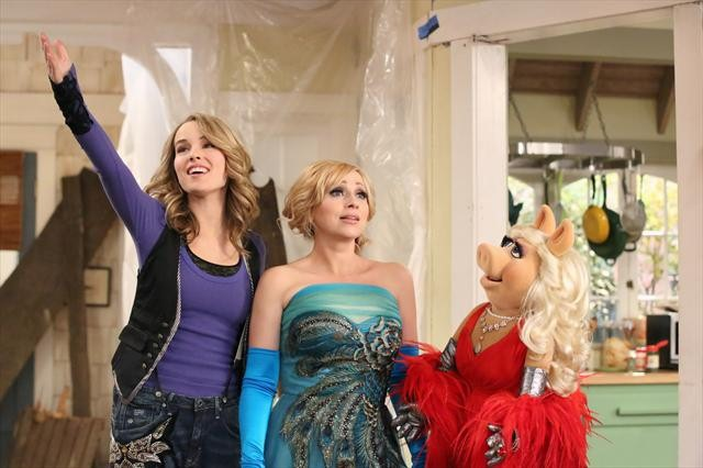 Good Luck Charlie Muppets