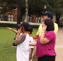 Dealey Plaza Cell Phone Tour