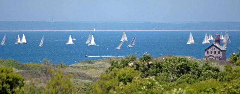Block Island sailboats