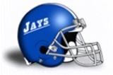Blue Jay helmet