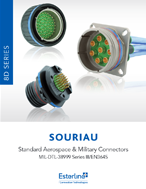 SOURIAU 38999 Series III 8D Connectors Catalog