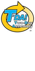 TDA TWO DAY ASSEMBLY BANNER