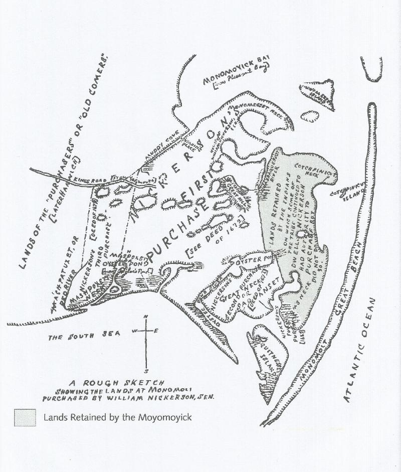 smith history of chatham map
