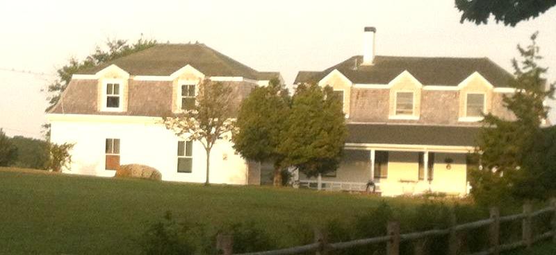 Porches Sunrise