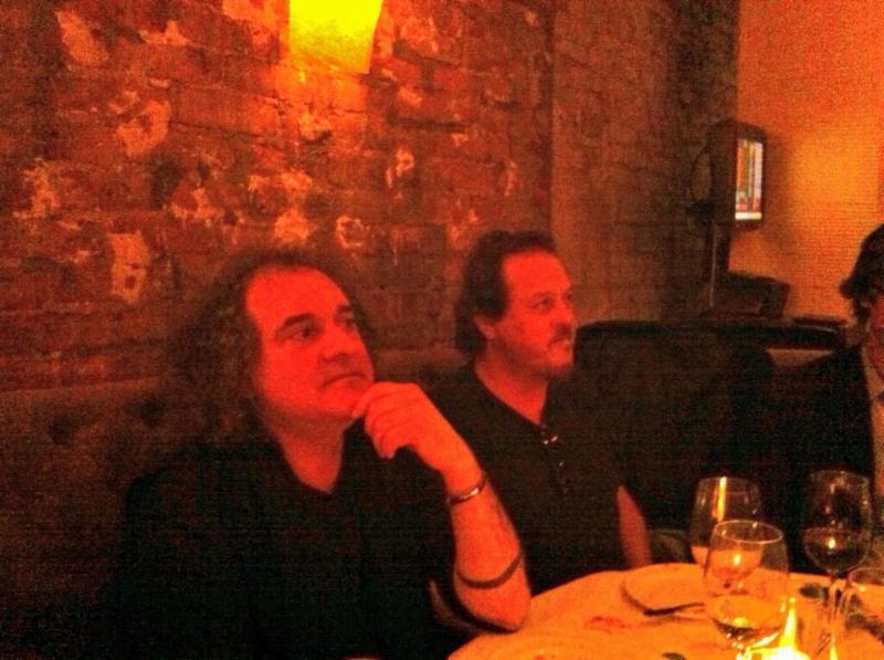 Fabio and Zucchero