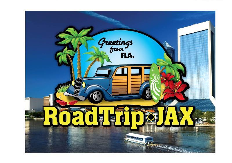 RoadTrip JAX logo