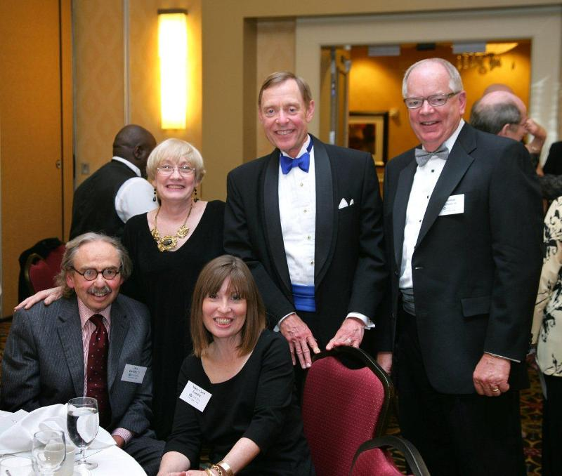Guests at Dean's Circle Dinner