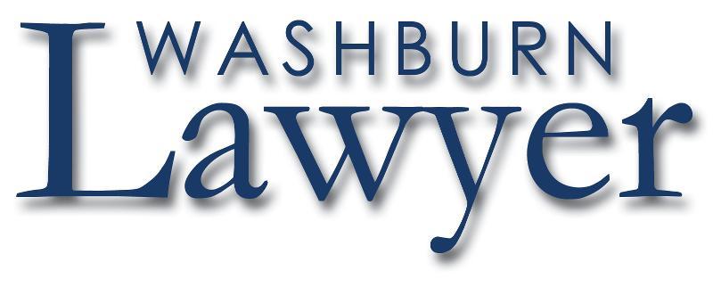 Washburn Lawyer masthead