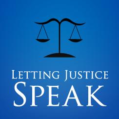 Letting Justice Speak
