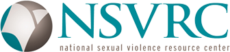National Sexual Violence Resource Center logo