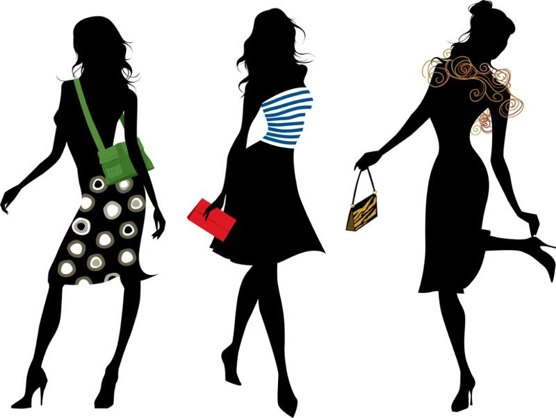Fashion Show Drawings Fashion Show