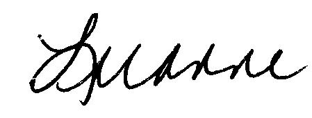 Luanne Signature