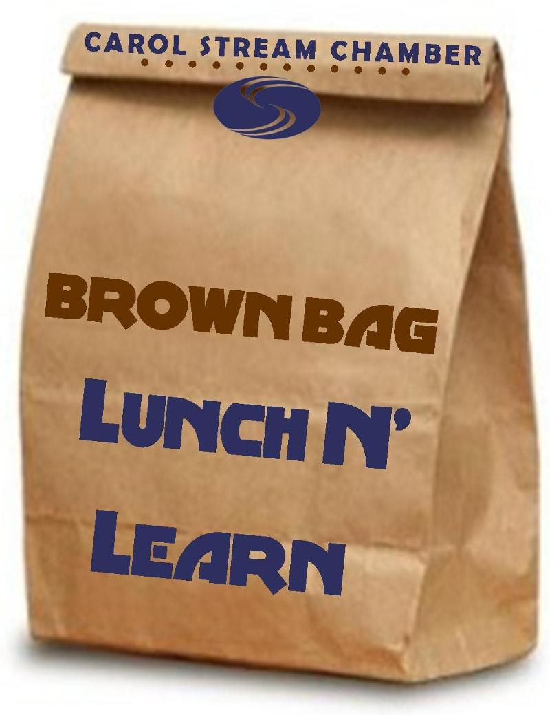 Brown Bag Lunch N' Learn